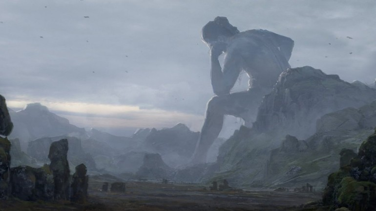 Ancient Race Of White Giants Described By Native American Legends