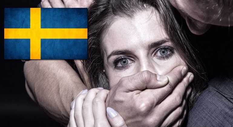 SWEDISH WOMAN RAPED BY 'REFUGEE', REFUSES TO REPORT IT BECAUSE SHE FEELS SORRY FOR HIM