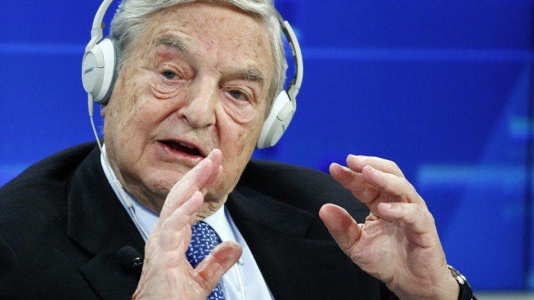 Prosecutors Ban Soros Foundation as 'Threat to Russian National Security'