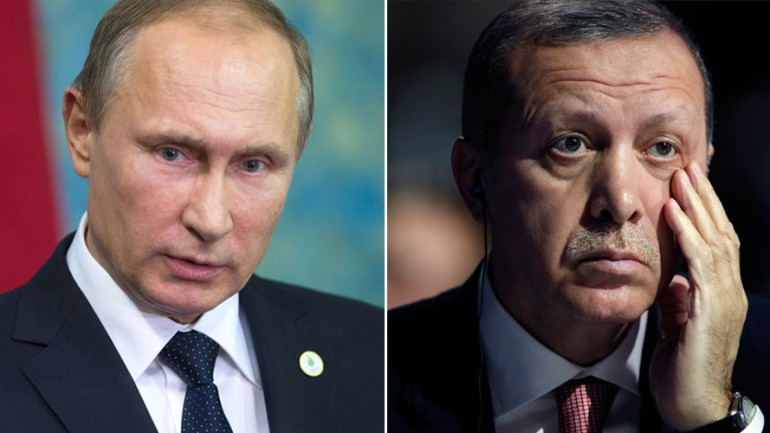 Russia Has 'More Proof' ISIS Oil Routed Through Turkey