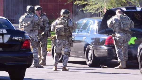 San Bernardino Shooting Has All The Signs of a Staged Government Operation or ISIS Terror Attack
