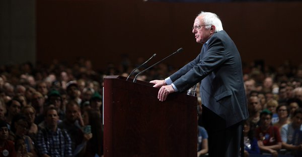 "Bernie Sanders: We Need A ""Full and Independent Audit of the"" Federal Reserve"