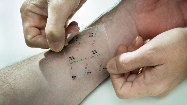 Researchers Create World's First Ibuprofen Patch – Delivering Pain Relief Directly Through Skin‏