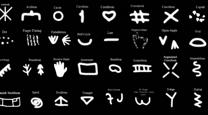 WHY ARE THESE 32 SYMBOLS FOUND IN ANCIENT CAVES ALL OVER EUROPE?