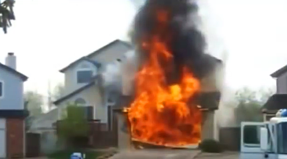 What Caused This House Fire Is Shocking. I Had No Idea This Could Happen