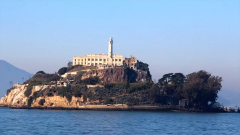 Hidden Fortress Discovered Under Alcatraz