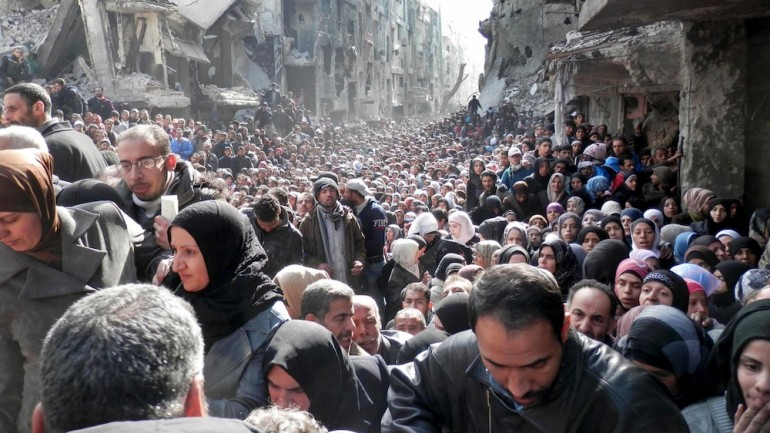 The Syrian Holocaust: A Preplanned Genocide And Forced Exodus