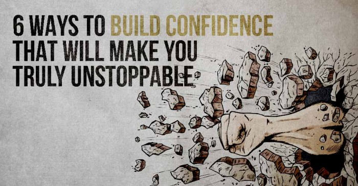confidence-unstoppable