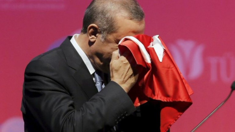 Turkish MP to Reveal Evidence Linking Erdogan To Daesh Oil