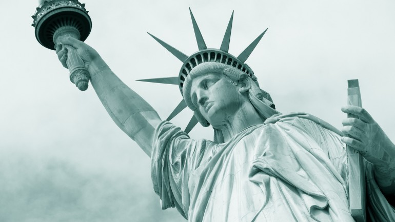 In 1886, We Received the Statue of Liberty as a Gift. She was Originally an Arab Woman