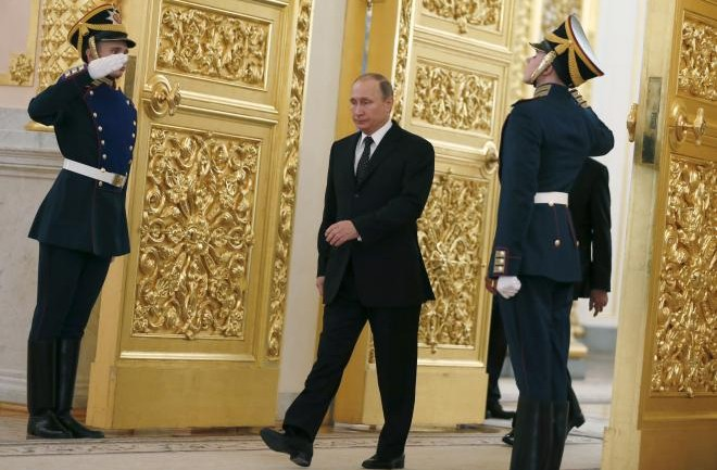 Putin The 'Gunslinger': Russian President's Distinct Walk Is Due To His KGB Training