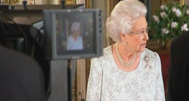 "Queen's Christmas Message: ""Enjoy Your Final Christmas"""