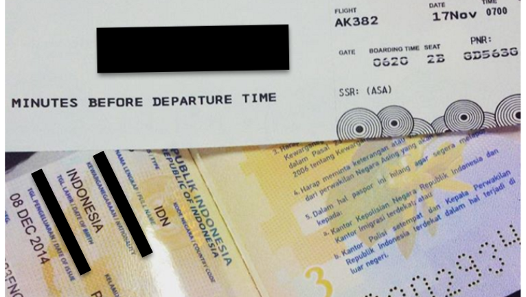 Don't Really Care What Happens to Your Boarding Pass After A Flight? That's A Big Mistake…