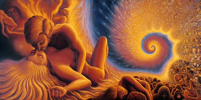 Sexual Intimacy and Its Connection with Aural Energy