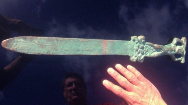 This Ancient Roman Sword Found On Oak Island Completely Rewrites History As We Know It