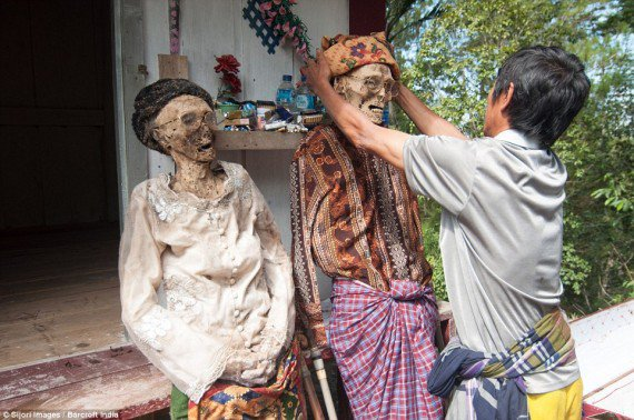 The Rituals of Toraja: The Walking Corpses of Indonesia