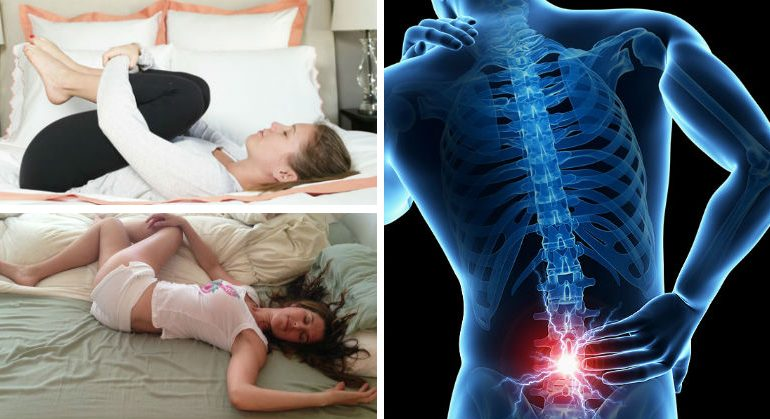 7 Stretches to Reverse Back Pain in 7 Minutes