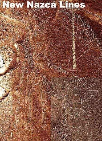 New Nazca Lines Geoglyphs Uncovered by Gales and Sandstorms in Peru 1907865_612053158918185_1560696389336290316_n