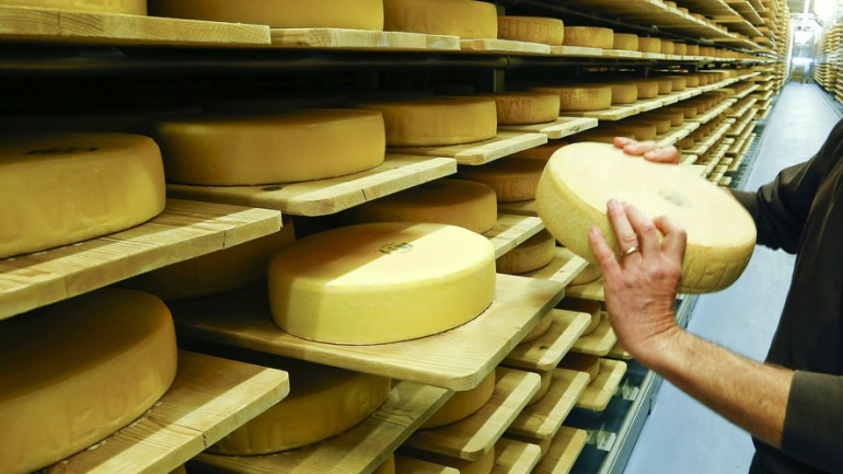 $160,000 Worth of Cheese Stolen in Wisconsin