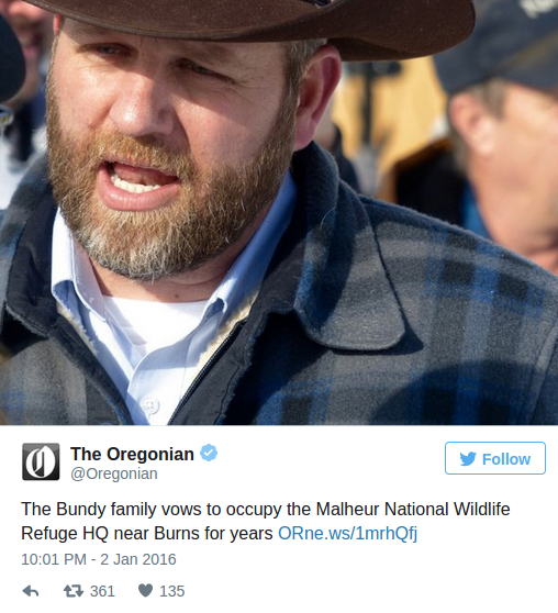 Full Story About Whats Going on In Oregon Militia Take Over Malheur National Wildlife Refuge In Protest to Hammond Family Persecution... The Last Refuge
