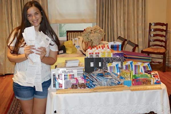 Student Uses Coupon Clipping Skills to Buy $100,000 of Products for the Poor