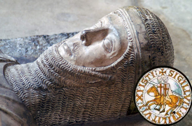 The Origin of the Knights Templar – Descendants of Jewish Elders?