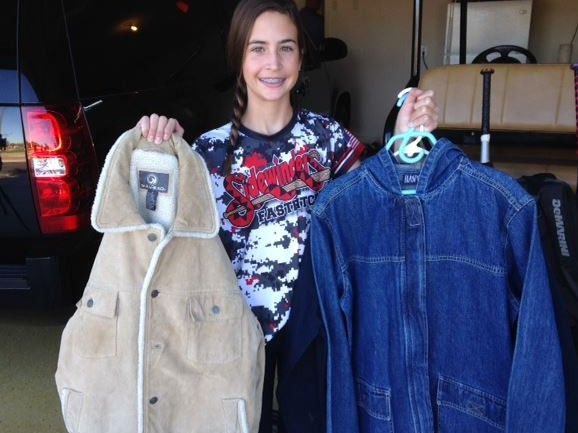 12-Year-Old Collects Thousands of Coats for the Homeless