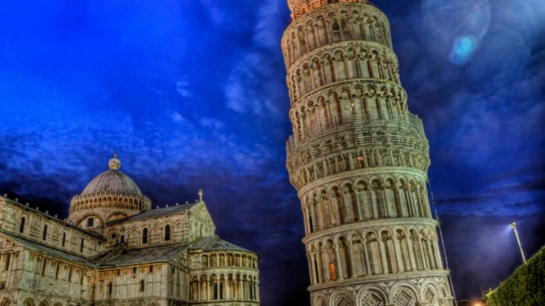 Why The Famous Tower of Pisa Leans