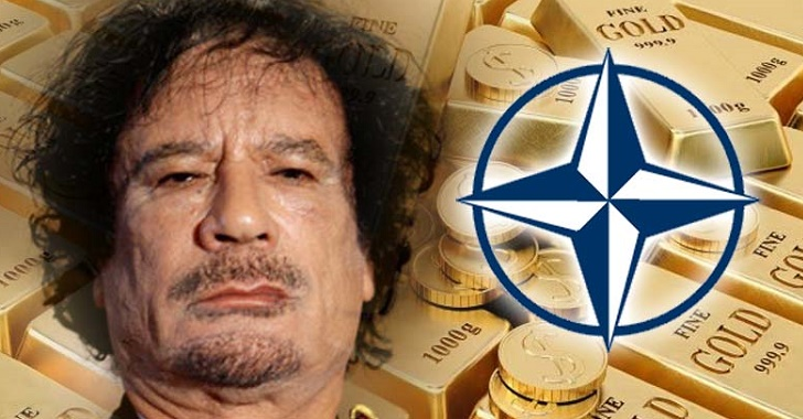 Clinton Emails: NATO Destroyed Libya To Prevent African Gold Backed Currency