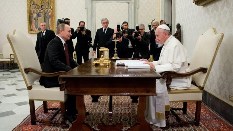 "Putin: ""I'm Going To Defeat The Illuminati"""