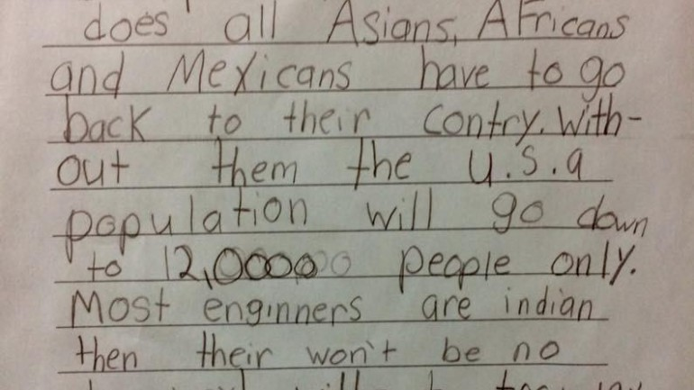 Third Grader Brilliantly Uses 'Netflix And Chill' To Shut Down Donald Trump