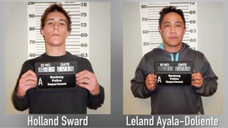 2 Young Dopes With 20 Pounds of Weed Get So Paranoid They Call Cops on Themselves