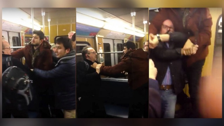 'Migrants' Attack Elderly Germans Trying to Protect Woman From Harassment on Munich Train