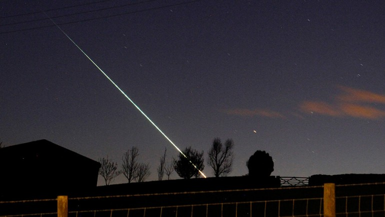 Indian Man Believed First to be Killed By Meteorite