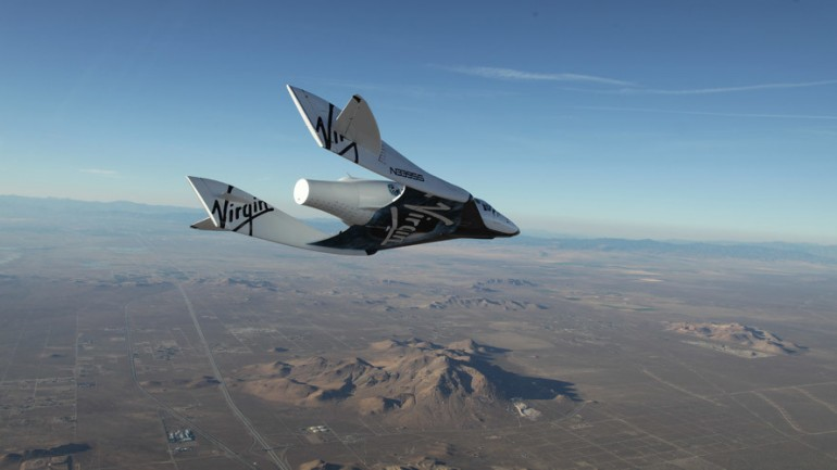 Space Tourists Rejoice: Virgin Galactic to Unveil New SpaceShipTwo Rocket