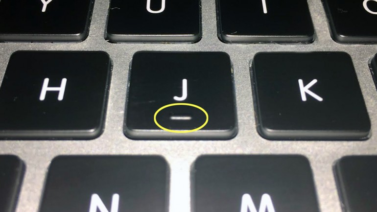 Have You Noticed The Little Ridges On The J and F Keys On Your Computer Keyboard? This Is The Reason Why They Are There