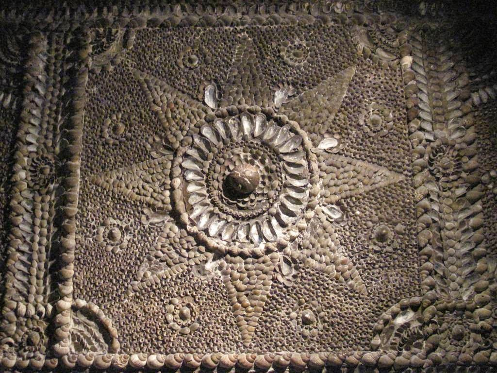 Margate Shell Grotto 12
