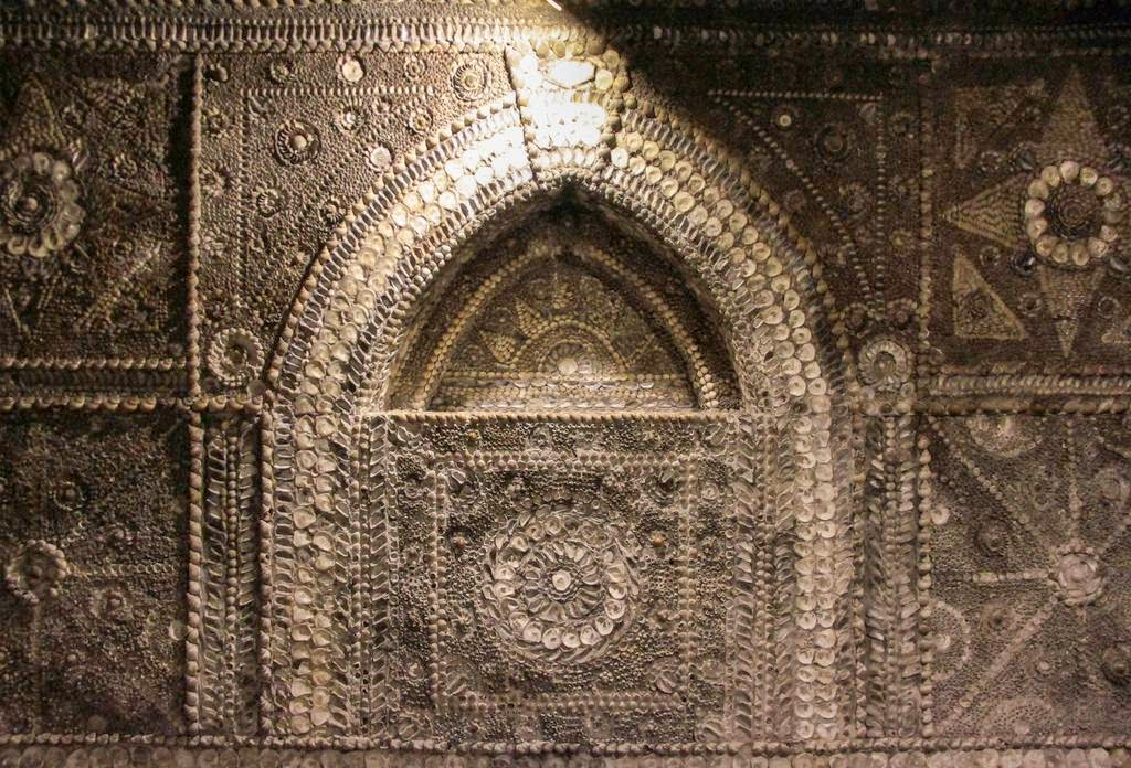 Margate Shell Grotto 13