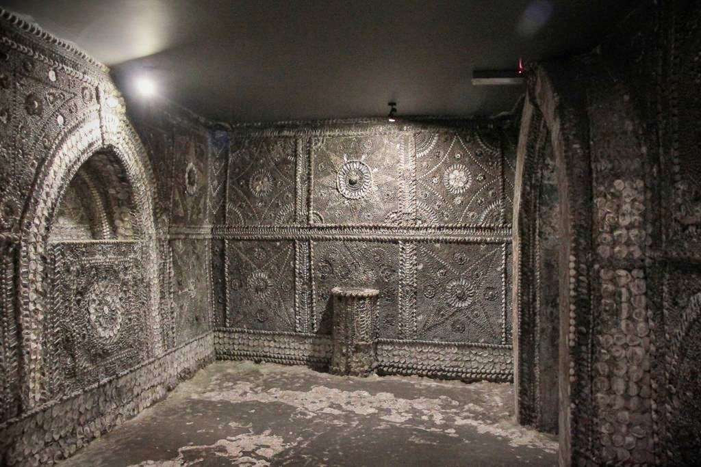 Margate Shell Grotto 14