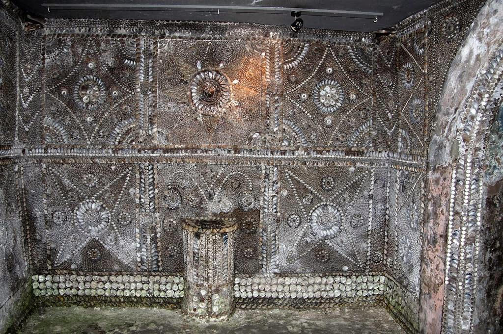Margate Shell Grotto 19