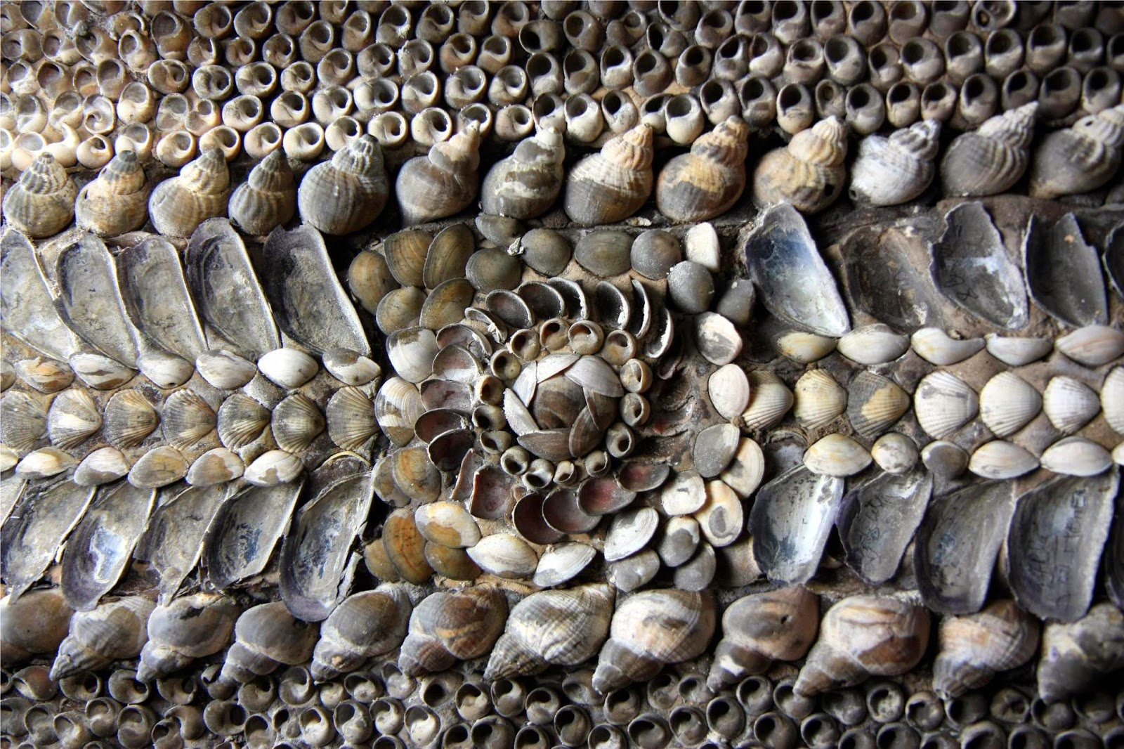 Margate Shell Grotto 20