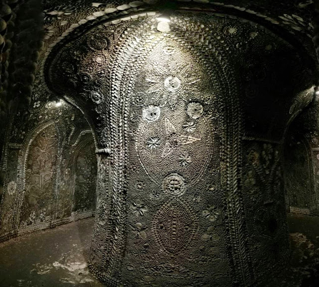 Margate Shell Grotto 3