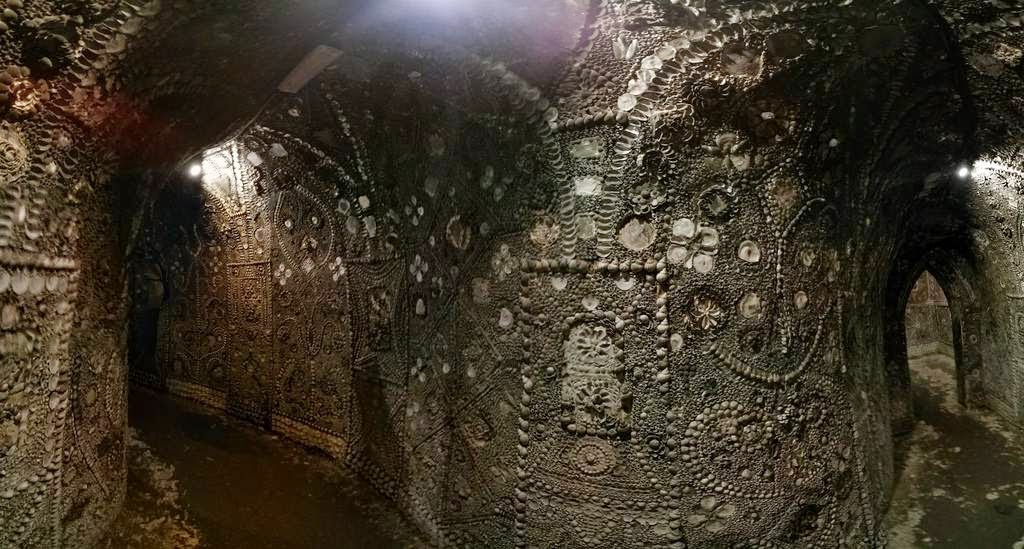 Margate Shell Grotto 5
