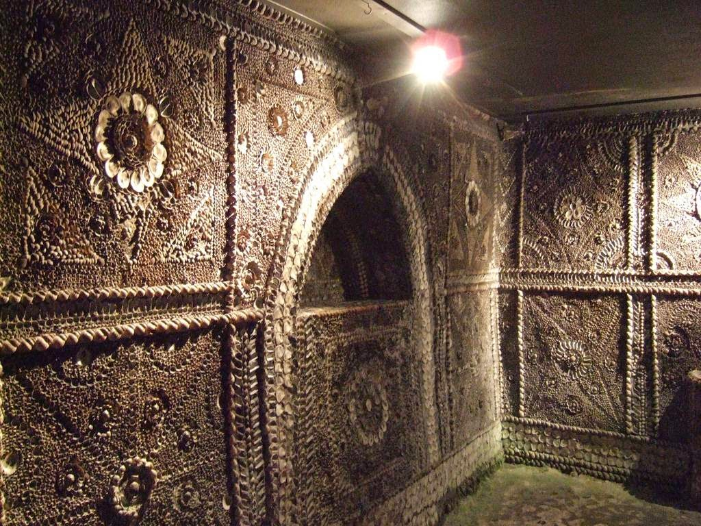 Margate Shell Grotto 6