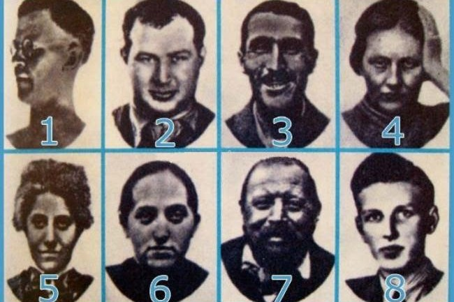 Discover Your Deepest Hidden Self : Leopold Szondi 80 Year Old Psychology Test With Pictures