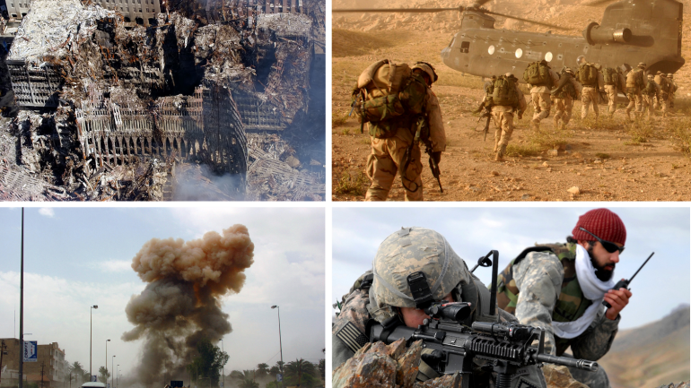 These Brave Soldiers Came Forward With The Truth Behind 'The War On Terror'