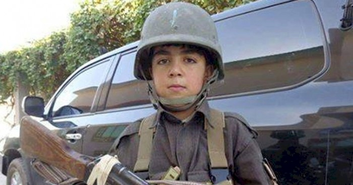 10 Years Old Afghan Boy Dies While Fearlessly Defending His Village Against Taliban