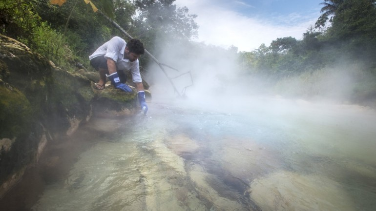 There's A River Of Boiling Water In The Amazon Rainforest Straight Out of Amazon Legend