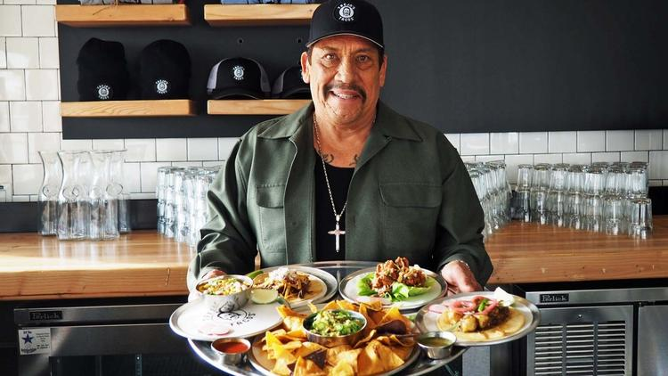 Actor Danny Trejo Is Opening A Vegan Taqueria In L.A.