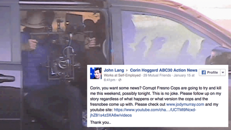 Activist Stabbed To Death & Burned After Facebook Posts Predicting That Cops Would Kill Him